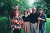 FAMILY GROUP SHOT<br /> Duncan Home, Grand Prairie, Texas - June 21,2003<br /> <br /> Taken in the back yard. In back, Andy Duncan and Meghan Smith; in front, Alfa Lou, Lyn, Doug, and Stacey.