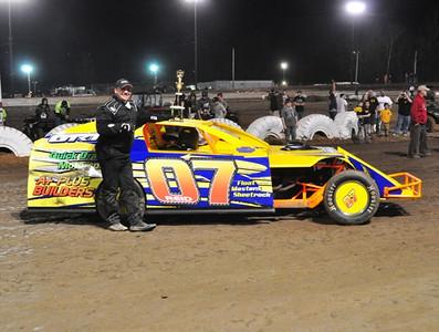 IMCA Car Show Winner #07 Buck Reid