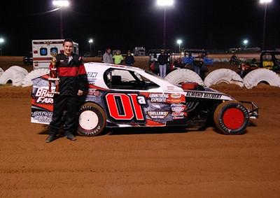 #01a Drew Armstrong IMCA Car Show Winner