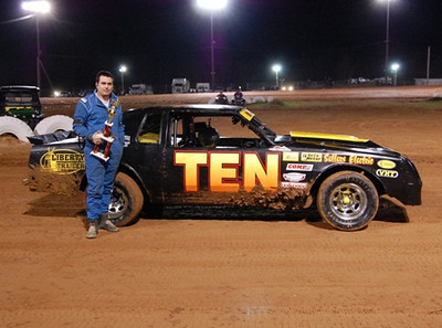 #TEN Jason Eddy Super Stock Car Show Winner
