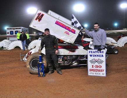 Sprint FW - #14 Zach Pringle