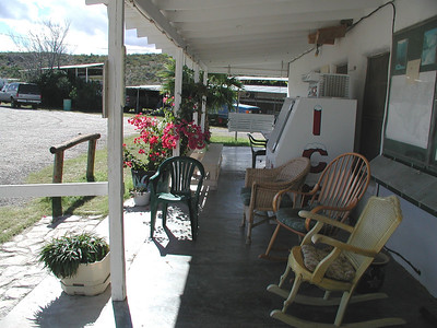 The Stillwell Store Porch