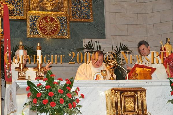 04-27-15 Msza rocznicowa kanonizacji JPII