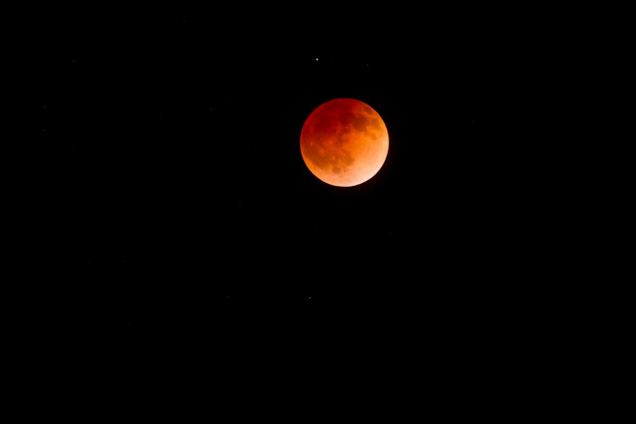 150 Blood Moon