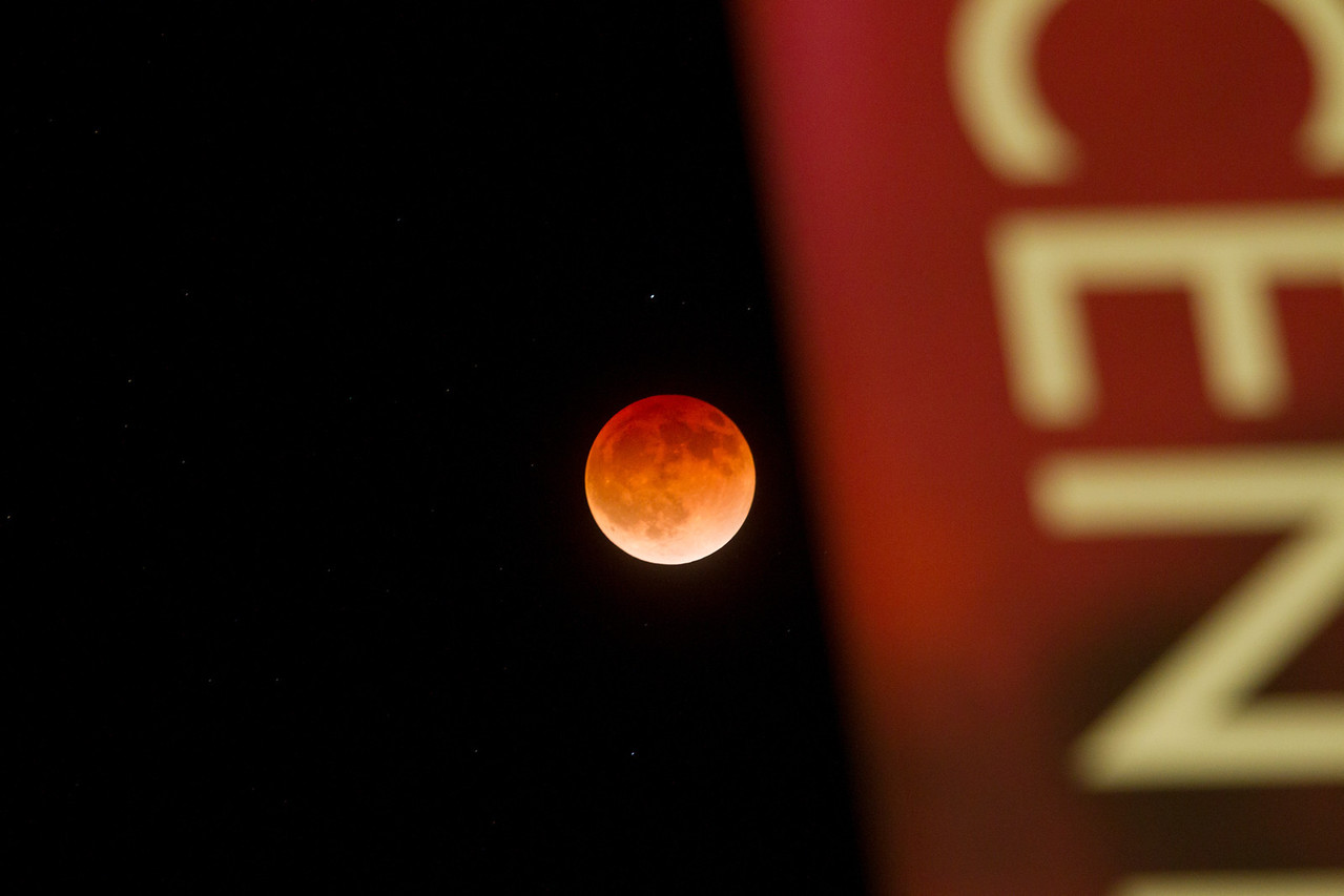 154 Blood Moon