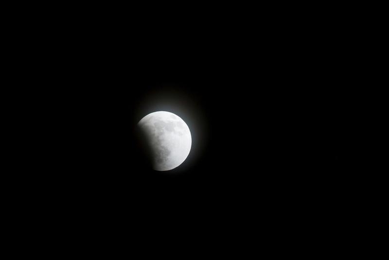 011 Penumbral Moon