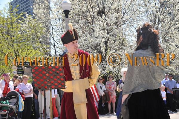 05-02-15 Trzeciomajowe uroczystości w Parku Chopina