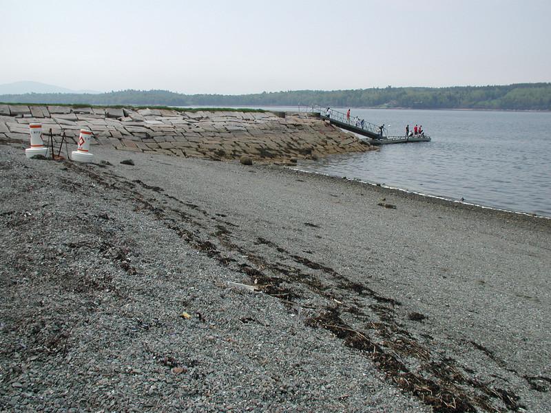 Lamoine State Park Beach