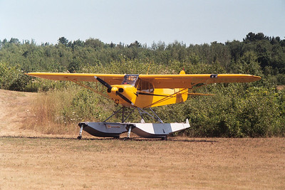 Piper Super Cub Floatplane