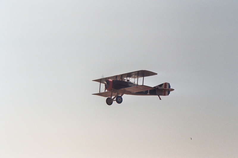 SPAD fly-by