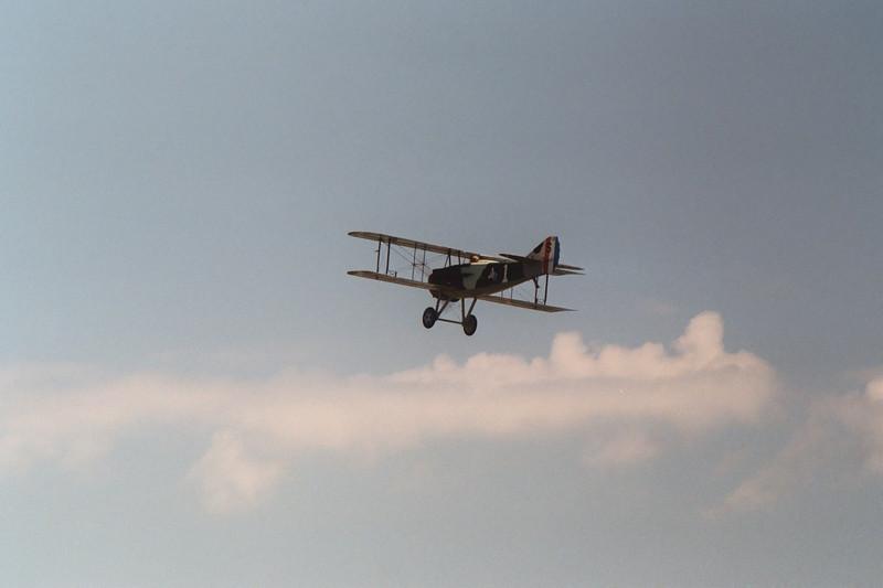 Departing shot