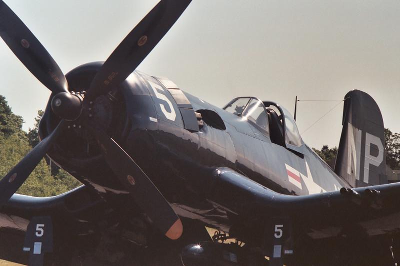 Corsair Close-up