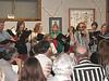 Elvis joins the choir