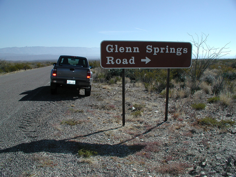 Glenn Springs Road