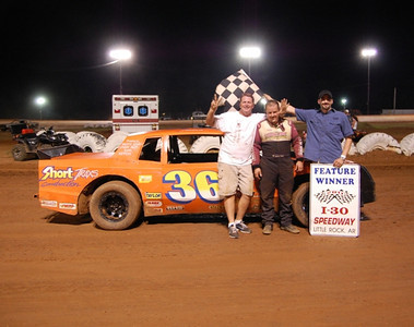 #36 Jeremy Kester Super Stock Feature Winner