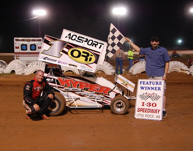 #1d Dusty Young 600 Feature Winner