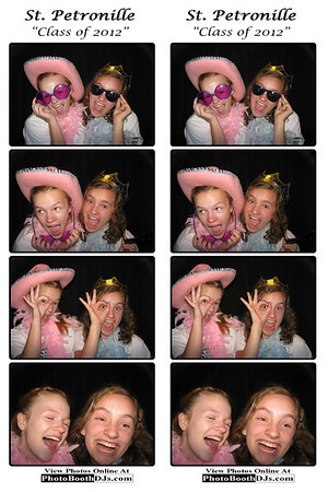 05/29/2012 St Petronille 8th Grade Party (PhotoStrips)