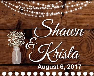 06-07-2017 ~ Shawn and Krista Wedding