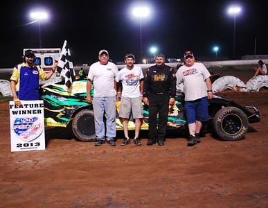 #F1 Randy Weaver IMCA Feature Winner