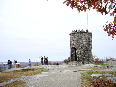 Mt Battie Summit