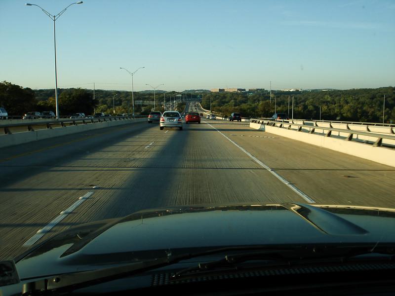Heading to Big Bend