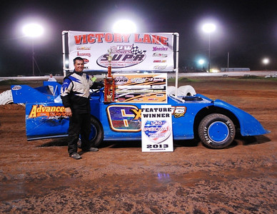 #6x Rob Litton SUPR Late Model Feature Winner