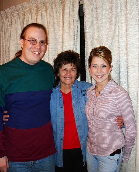 Matt, Lyn, and Ashley