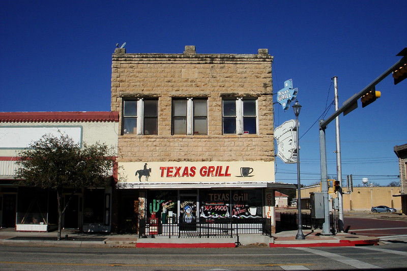 The Texas Grill