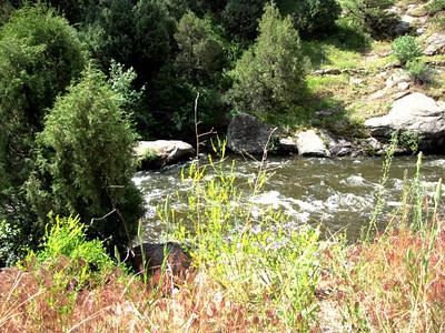 St. Vrain River
