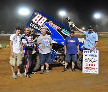 #88 Tim Crawley Sprint Feature Winner