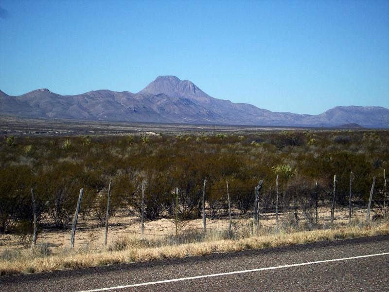 Santiago Mountain