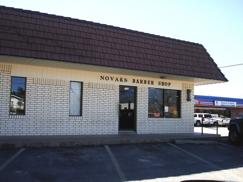 Novak's Barber Shop