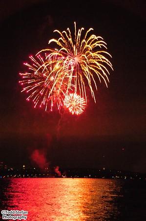 07-04-2013 Kirkland 4th of July Fireworks