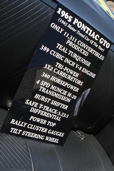 043 GTO Sign