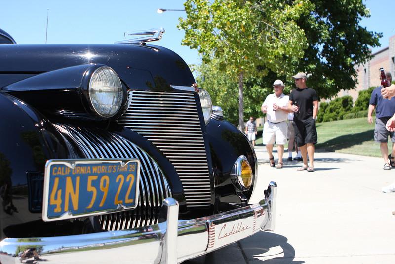 104 Cadillac front