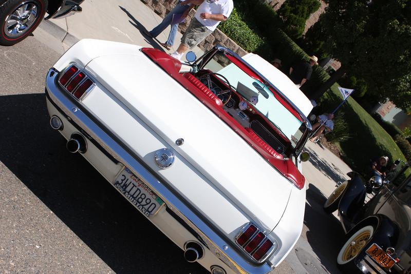 038 Mustang