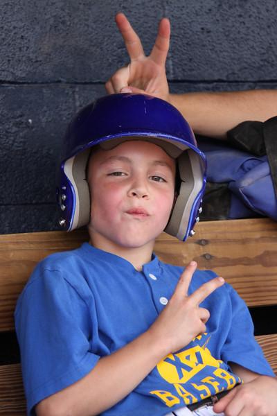 08-07-09 Dix Hill Dodgers vs Alton Indians by Harold Hamilton