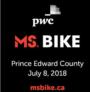 08-07-2018 ~ MS Bike Prince Edward County