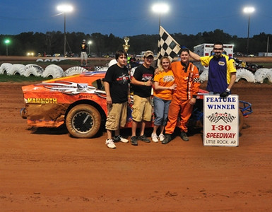 #c5 Chris Carter IMCA Feature Winner. Race Ran on 8-27-2011 due to rain out.