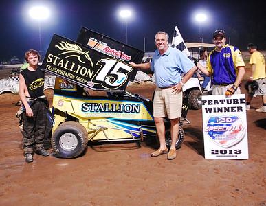 #15j Jeremy Middleton 600 Feature Winner