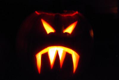 Jace's pumpkin