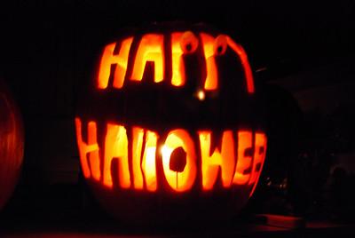 Rachelle's pumpkin