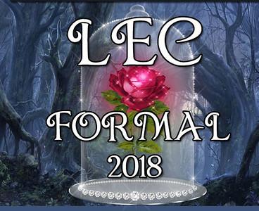 09-03-2018 ~ LEC Formal 2018