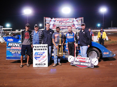 #6m Wendell Wallace CCSDS Late Model Feature Winner
