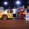 #67 Dale Fishburn Super Stock Feature Winner