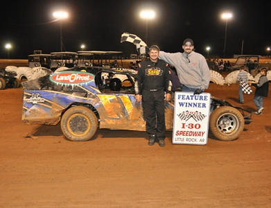 #F1 Randy Weaver IMCA Feature Winner