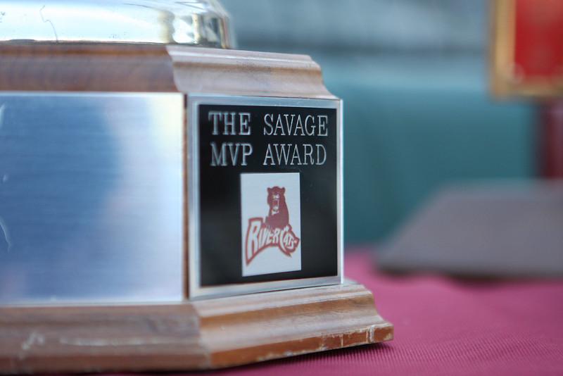 073 Savage Award plaque