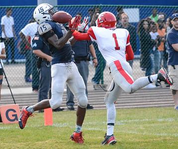 High school football Week 2