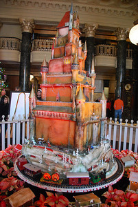 "DSC_0140. This ""Sugar Castle"" was in the St. Francis."