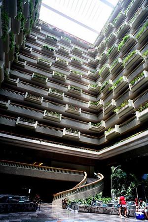 Мексика.Гостиница  Resort.